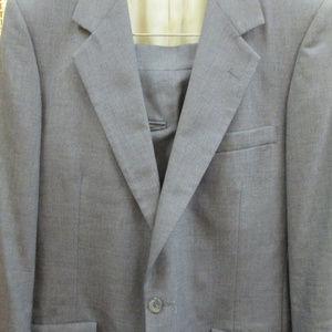 Vintage Couture Lanvin Vintage Men Suit